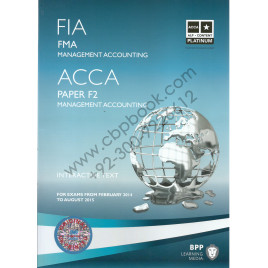 ACCA Paper-F2 Interactive Text Bpp 2014-15