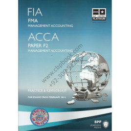ACCA F2 Management Accounting kit bpp