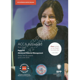 ACCA Paper-P4 AFM Study Text Bpp Publication 2014-15