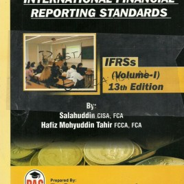 An Insight into IFRS (Volume-I) 13th Edition PAC