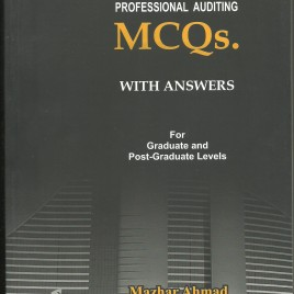 Professional Auditing MCQs with Answers