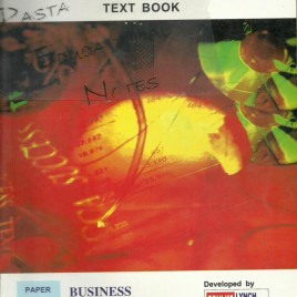 CA E17 Business Management text Volume 2 Foulks Lynch