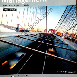 Business Management Text, Past Papers, MCQs PAC