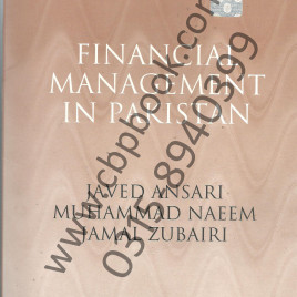Financial Management in Pakistan Oxford