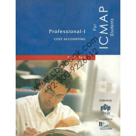 Cost Accounting Study Text for ICMAP pbp