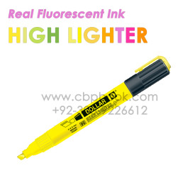 Dollar Highlighter Real Fluorescent Ink