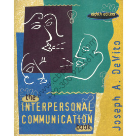 The Interpersonal Communication Book Joseph A. DeVito 8th Edition