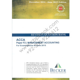 ACCA F2 Revision Question Bank 2014-15 Becker