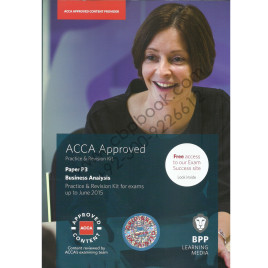 ACCA P3 Business Analysis Revision Kit Bpp 2014-15