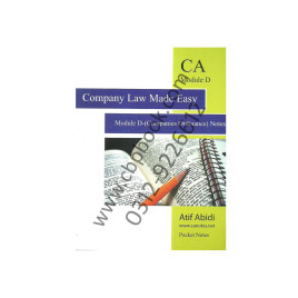 Company Law Made Easy Atif Abidi