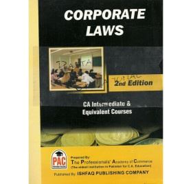 Corporate Laws Second Edition Pac