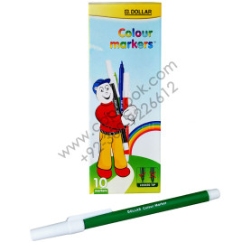 Dollar Colour Marker Black