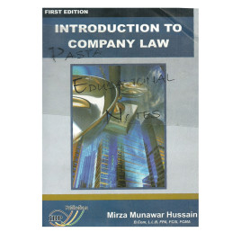 Introduction to Company Law IBP