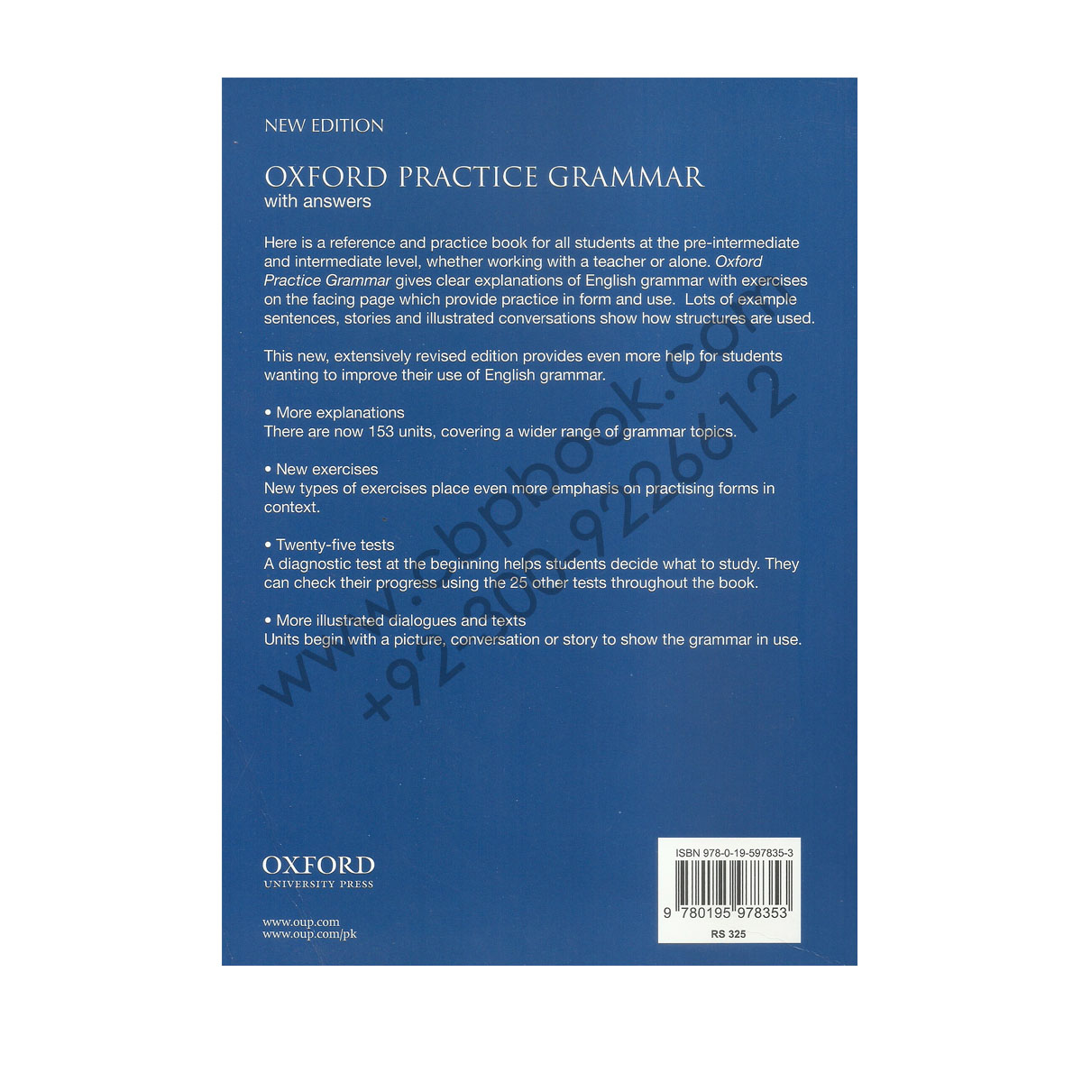 Oxford Practice Grammar Basic with Answer Key