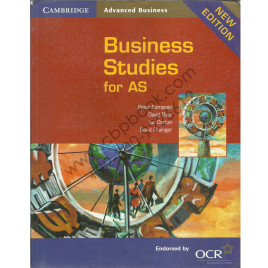 Business Studies For AS Cambridge University Press