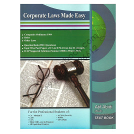 Corporate Laws Made Easy Second Edition Atif Abidi