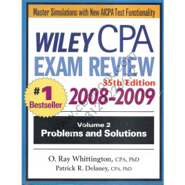 Wiley CPA Exam Review 35th Edition 2008-2009 Volume 2