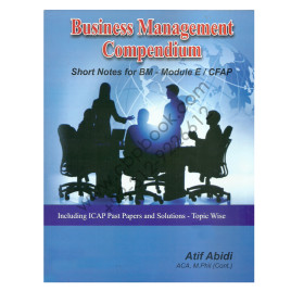 Business Management Compendium 2015 Atif Abidi