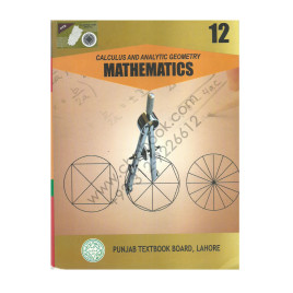 Calculus and Analytic Geometry Mathematics for Class 12