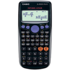 CASIO Scientific Calculator Fx-350es Plus Original