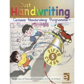 Just Handwriting Cursive Handwriting Programme 5th Class