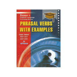 Rehman's Phrasal Verbs with Examples by Asif Kareem Pocket Size