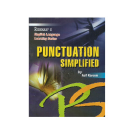 Rehman's Punctuation Simplified by Asif Kareem Pocket Size