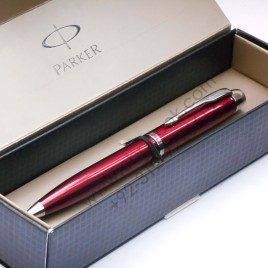 Parker IM Red Ball Point Pen Replica With Box
