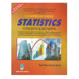 Comprehensive Statistics Concepts & Methods Syed Khursheed Alam Iqra Publishers