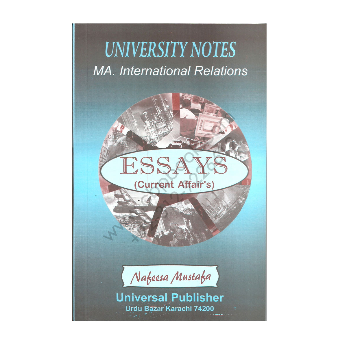ma international relations essays on current affair nafeesa  ma international relations essays