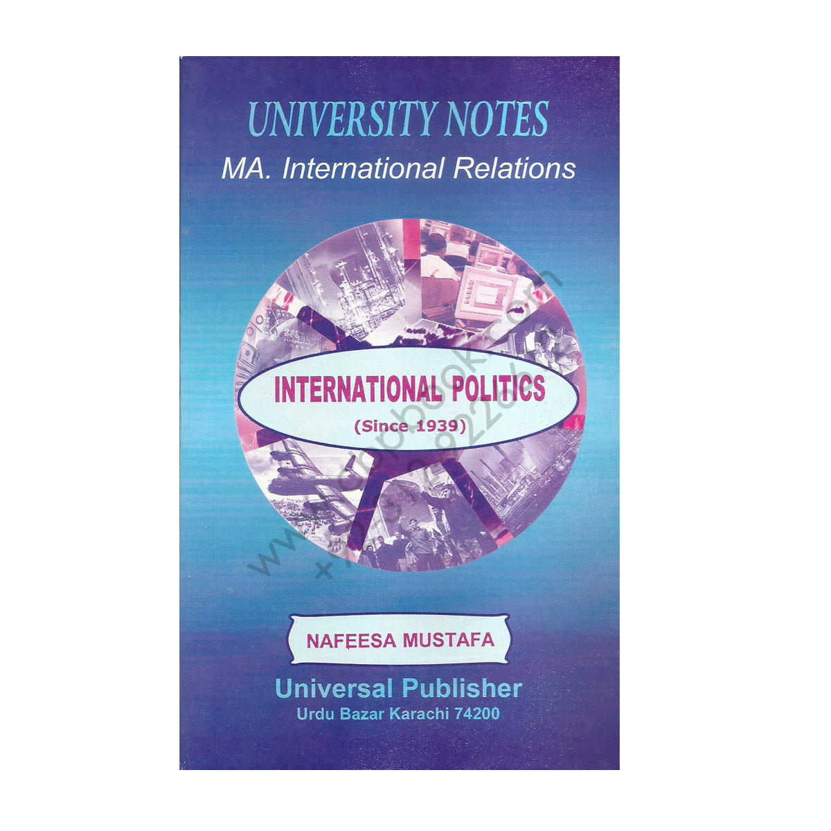 international politics notes for the final 2 the main signpost that helps political realism to find its way through the landscape of international politics is the concept of interest defined in terms of power this concept provides the link between reason trying to understand international politics and the facts to be understood.