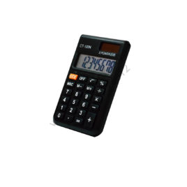8 Digit 2 Power Pocket Size Electronic Calculator CT-100N