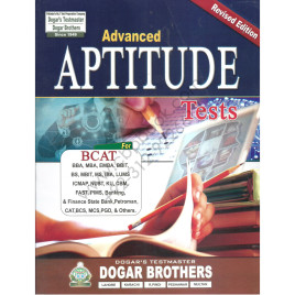 Advanced Aptitude Test For BCAT By Dogar Brothers