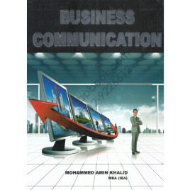 Business Communication 2015 For B.Com By Mohammad Amin Khalid