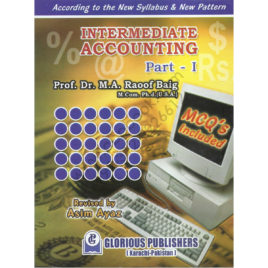 Intermediate Accounting Part 1 2015 By Prof. Dr. Raoof Baig