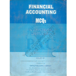 Financial Accounting MCQ's C. A. Foundation Module B & C