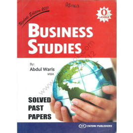 O Level Business Studies Solved Past Papers