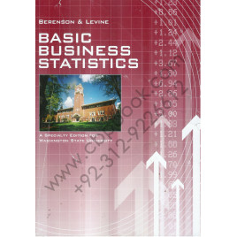 Brenson & Levine Basic Business Statistics A Special Edition For Washington State University