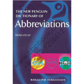 The New Penguin Dictionary Of Abbreviations From A To ZZ Rosalind Fergusson