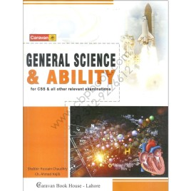 Caravan General Science and Ability for CSS By Ch Ahmed Najib