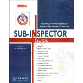 Caravan's SUB INSPECTOR Guide By Ch Ahmed Najib