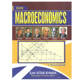 ILMI Macroeconomics For MA 1 By A Hamid Shahid