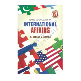 Jahangir Books International Affairs by Dr. Safdar Mehmood