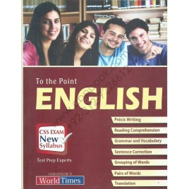 Jahangir WorldTimes To The Point English By Test Prep Experts
