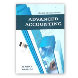 Advanced Accounting For B Com Part 2 By M Arif and Sohail Afzal
