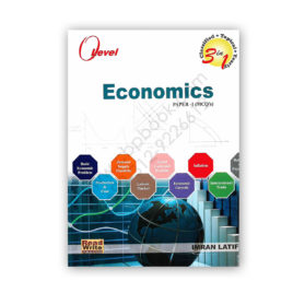 O Level Economics Topical & Yearly P1 MCQs By Imran Latif – Read & Write