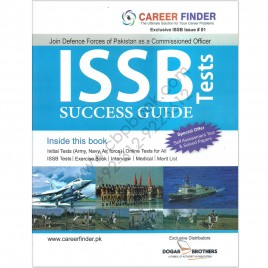 Career Finder ISSB Tests Success Guide Dogar Brother