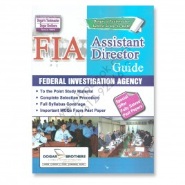 Federal Investigation Agency (FIA) Assistant Director Guide By Dogar Brother