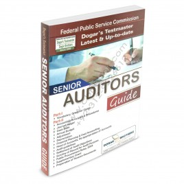 FPSC Senior Auditors Guide by Dogar Brother