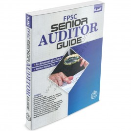 ILMI FPSC Senior Auditor Guide By Rai Muhammad Iqbal Kharal
